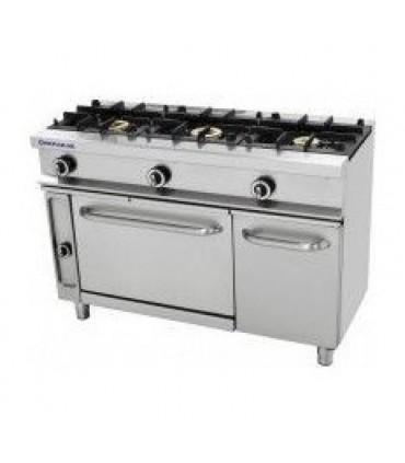 Cocinas gas